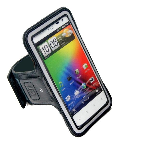 KAMEN Xction 甲面 X行動HTC Sensation XL專用運動臂套HTC Sensation XL運動臂帶 運動臂袋 手機保護套 手臂套