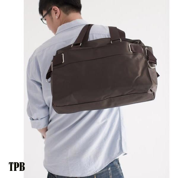 [ 潮流堂 ]  TP1119機能性防水二用三層托特/側背/肩背/大方包