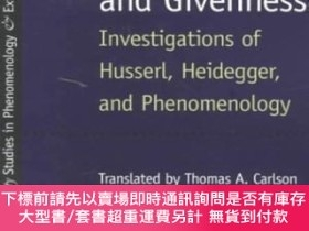 二手書博民逛書店Reduction罕見And GivennessY464532 Jean-luc Marion Northwe