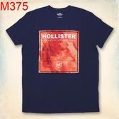 HCO Hollister Co. 男 當季最新現貨 短袖T恤 Hco M375