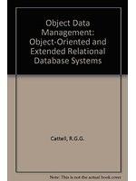 二手書《Object data management : object-oriented and extended relational database systems》 R2Y ISBN:0201530929