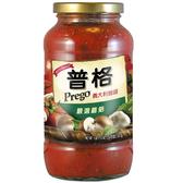 普格Prego麵醬-洋菇680g【愛買】