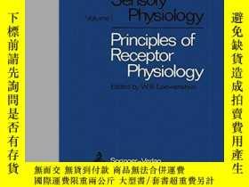 二手書博民逛書店Principles罕見of receptor physiolo