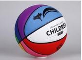 兒童籃球5號青少年小學生4號幼兒園專用訓練比賽室外耐磨花式籃球