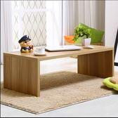 【新年鉅惠】榻榻米小茶幾飄窗桌窗臺小桌矮桌筆記本電腦儲物桌小戶型茶幾
