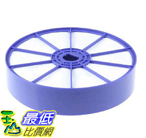 [104美國直購] 戴森 Premium Quality Washable Pre Motor Side Filter Designed to Fit Dyson DC33 Vacuum Cleaners USAFIL418
