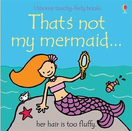 That's Not My Mermaid 那不是我的美人魚觸摸書