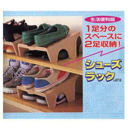 節省空間置鞋架(5入)