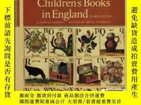 二手書博民逛書店【罕見】Children s Books in England(