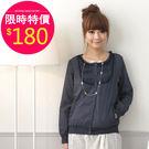 襯衫【6912】FEELNET中大尺碼女裝春裝新款波點長袖襯衣42-48碼