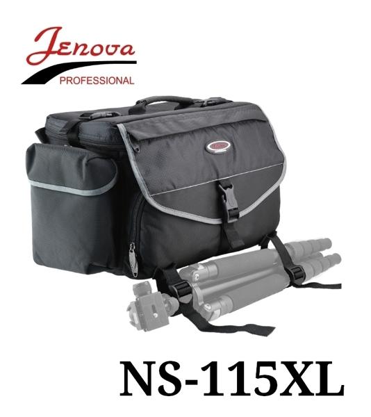JENOVA吉尼佛 NS-115XL 專業相機包(附防雨罩) 【英連公司貨】