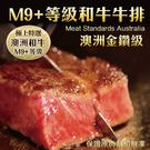 【海肉管家-全省免運】金鑽級澳洲產日本等級M9+和牛牛排X2包(200g±10%/包)