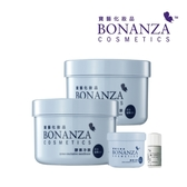 寶藝BONANZA Q10酵素冷膜250g雙瓶組(贈Q10酵素凍膜50g+保濕化妝水15ml)