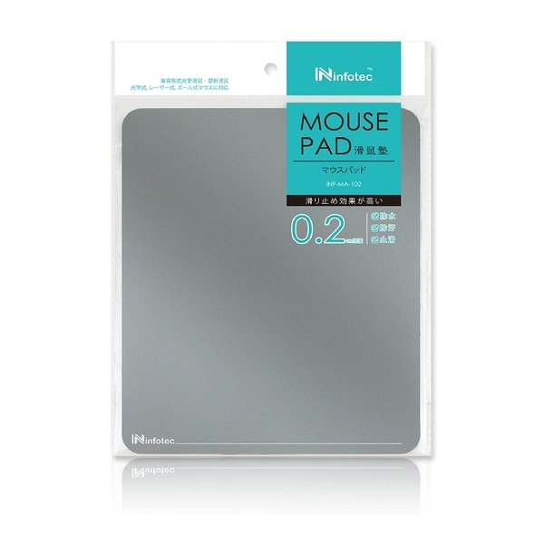 防汙PVC滑鼠墊 18x21cm 適用 電腦滑鼠墊 筆電滑鼠墊 光學滑鼠專用墊 鼠標墊 滑鼠板