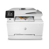 【限時促銷 登錄送好禮】HP Color LaserJet Pro MFP M283fdw 無線雙面觸控彩色雷射傳真複合機