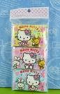 【震撼精品百貨】Hello Kitty 凱蒂貓~袖珍包面紙-花造型-3入【共1款】