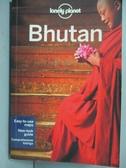 【書寶二手書T4/原文書_JBH】Lonely Planet Bhutan_Mayhew, Bradley/ Brown