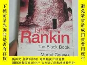 二手書博民逛書店The罕見black book   mortal causesY