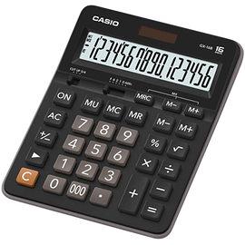 CASIO 卡西歐 16位元 桌上型大螢幕計算機 GX-16B /台