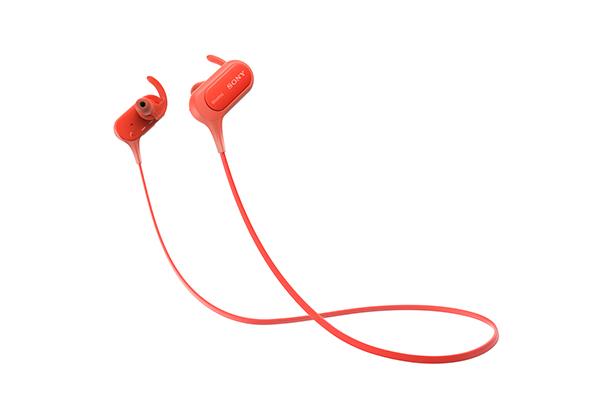 【聖影數位】SONY MDR-XB50BS  運動藍芽入耳式耳機 IPX4 防水 EXTRA BASS 電力8.5小時續航【公司貨】