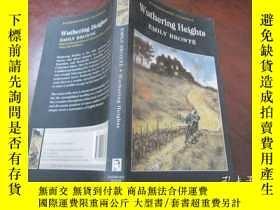 二手書博民逛書店Wuthering罕見Heights(呼嘯山莊,英文原版)Y11920 Emily Bronte(艾米莉·勃朗