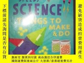 二手書博民逛書店SPEEDY罕見SCIENCE THINGS TO MAKE DOY10980 SPEEDY SCIENCE