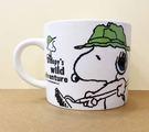 【震撼精品百貨】史奴比Peanuts Snoopy ~SNOOPY湯杯/馬可杯-綠色