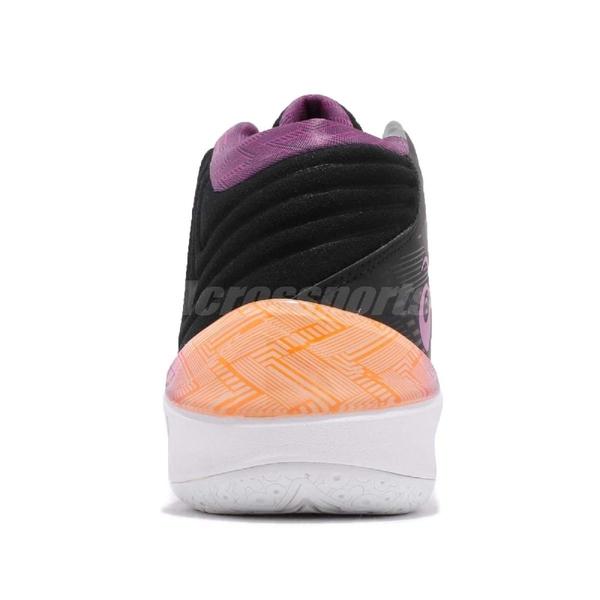Asics 籃球鞋 Gelburst 22 GE 黑 粉紅 高筒 緩震舒適 運動鞋 男鞋【ACS】 TBF34G9020