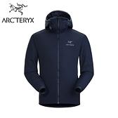 Arc'teryx 始祖鳥 Atom LT Hoody 輕量保暖化纖連帽外套 翠鳥藍 男款 #24108