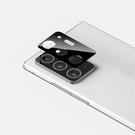 二代3D一體式鏡頭膜 三星Note10 Lite/Note20/Note20 Ultra 9H硬度絲印鋼化玻璃鏡頭膜