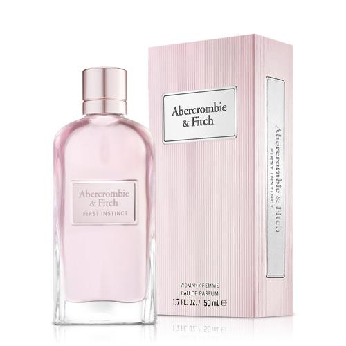 【即期品】Abercrombie & Fitch 同名經典女性淡香精(50ml)【ZZshopping購物網】
