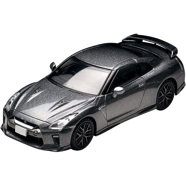 TOMYTEC LV-N148e 日產GT-R Premium edition (Gray)_TV30340