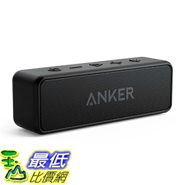 [107美國直購] 音箱 Anker Soundcore 2 Portable Bluetooth Speaker with Superior Stereo Sound, Exclusive BassUp