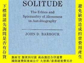 二手書博民逛書店The罕見Value Of SolitudeY364682 Barbour, John D. Univ Of