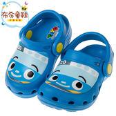 《布布童鞋》TAYO小巴士藍色兒童布希鞋(15~20公分) [ M8A903B ]
