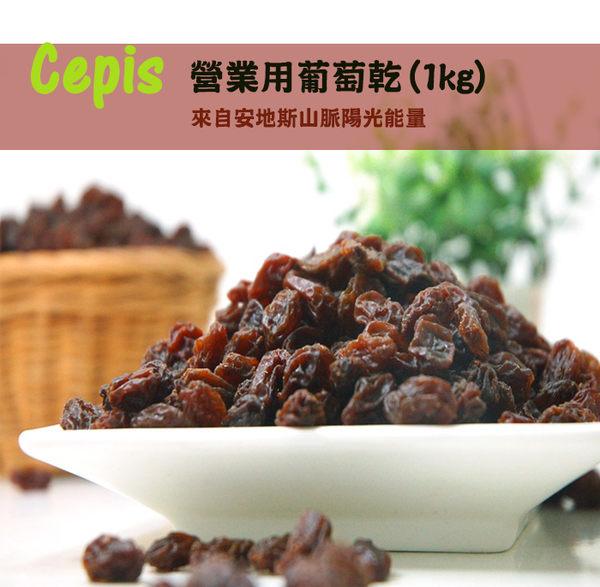 Cepis│營業用葡萄乾1kg