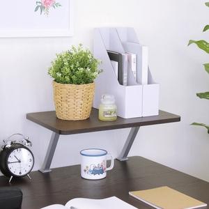 【頂堅】寬48公分(Z型)桌上型置物架/螢幕架(三色可選)素雅白色