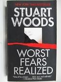 【書寶二手書T8/原文小說_A2Y】Worst Fears Realized_Stuart Woods