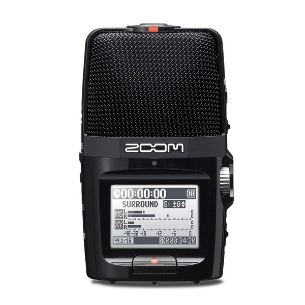 (3C LiFe ) ZOOM H2N HANDY RECORDER 手持錄音機 公司貨