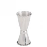 雪克不鏽鋼量杯33x25 中