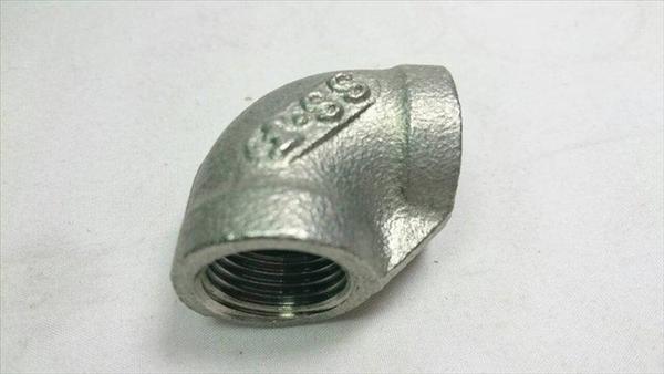 【白鐵彎頭6分 F035】060350水管配件 水管接頭【八八八】e網購