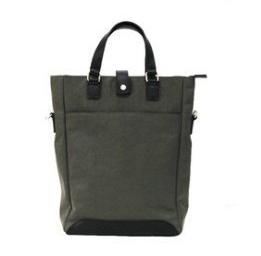 OBIEN 手提肩背 A4兩用包 灰色,真皮提把 可放A4夾,手提包 休閒包,分期0利率,BG-MS300 海思代理