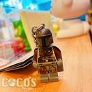 正版 LEGO 樂高鑰匙圈 star wars 星際大戰 曼達洛人 人偶鑰匙圈 鎖圈 吊飾 COCOS FG280