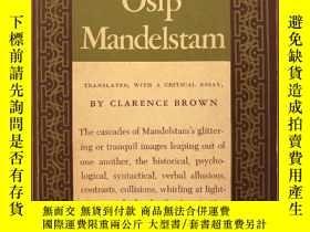 二手書博民逛書店The罕見Prose Of Osip MandelstamY11