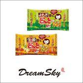 日本 KINCHO 金雞 腹部貼式 暖暖包8片入 生薑 艾草 DreamSky