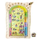 【收藏天地】童玩世界*迷你彈珠台明信片 ∕ 文創 送禮 玩具 組裝 拼圖 觀光 禮物 趣味 懷舊