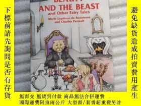 二手書博民逛書店美女與野獸 Beauty罕見& the BeastY25599 Marie Leprince de Beaum