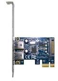 伽利略  PCI-E USB 3.0  2port  擴充卡 PTU302A