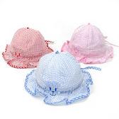 寶寶帽 兔子耳朵 漁夫帽 遮陽 嬰兒帽 防曬 嬰兒帽 DL21827 好娃娃