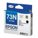 EPSON T105150 黑色墨水匣 73N